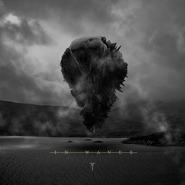 Trivium In Waves Artwork