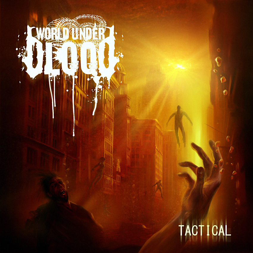 World Under Blood Tactical Artwork