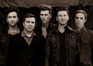 Anberlin Band Picture