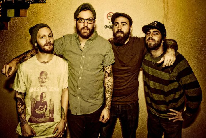 Four Year Strong Band Picture