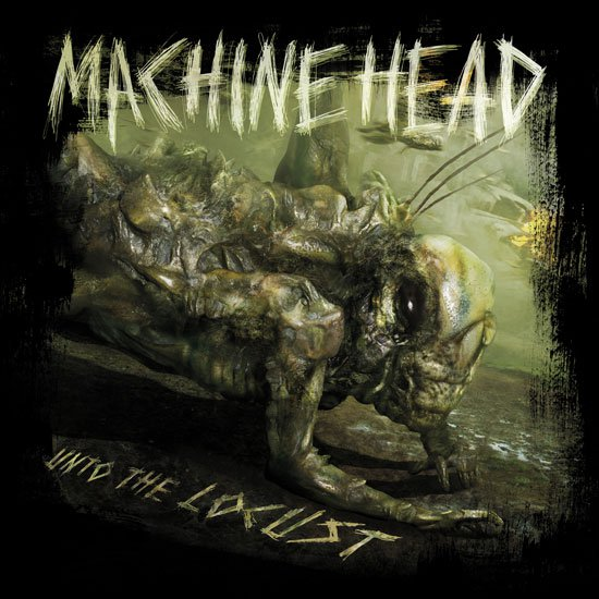 Machine Head Unto The Locust Artwork