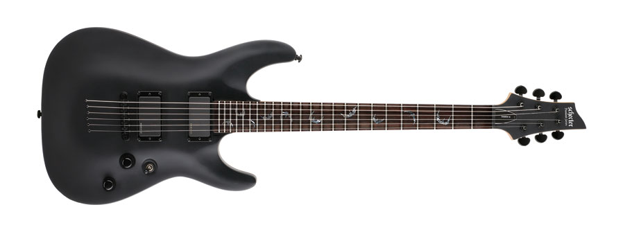 Pros And Cons Tour Schecter Damian 6