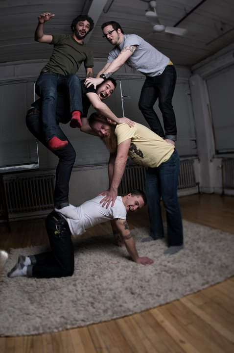 Protest The Hero Band Picture