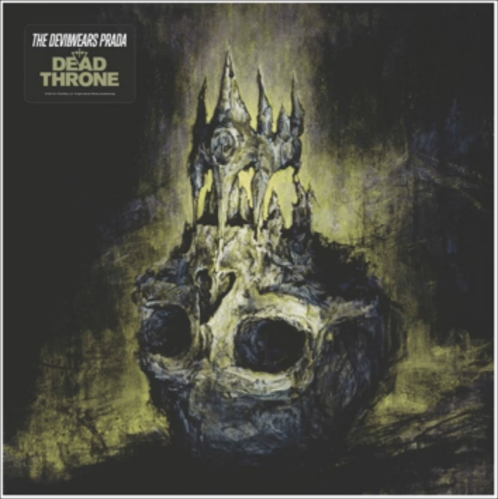 The Devil Wears Prada Dead Throne Artwork