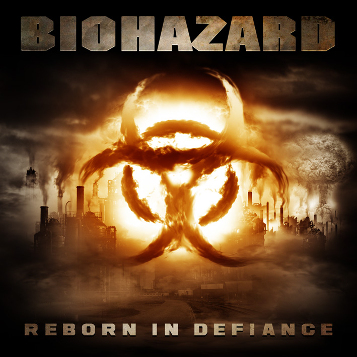 Biohazard Reborn In Defiance Artwork