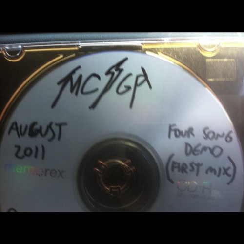 Greg Puciato Max Cavalera Demo CD