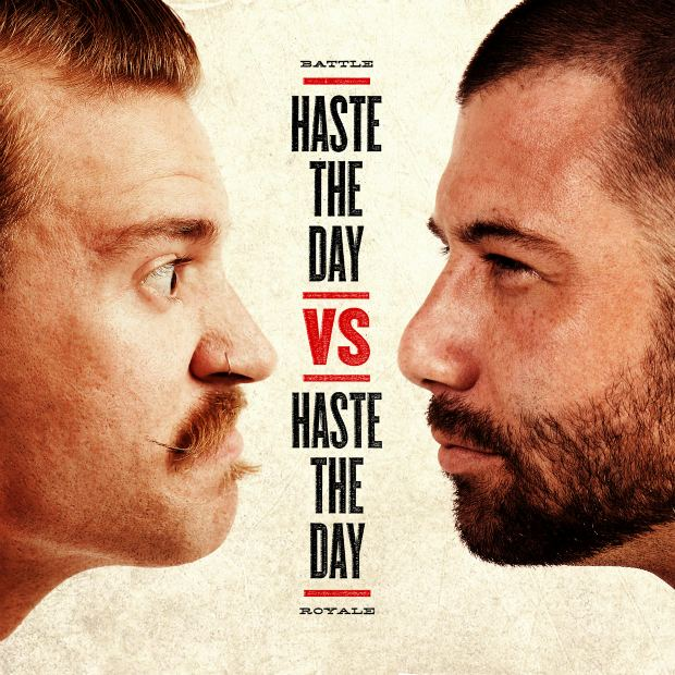 Haste The Day vs Haste The Day artwork