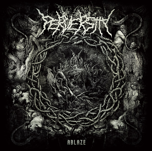 Perversity Ablaze Artwork
