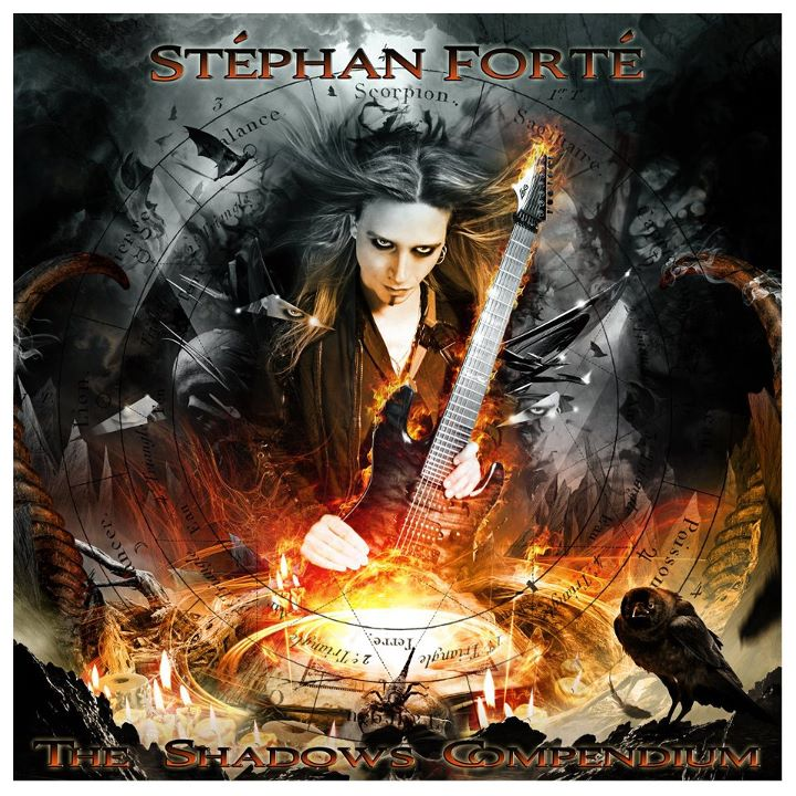 Stephan Forte The Shadows Compendium Artwork