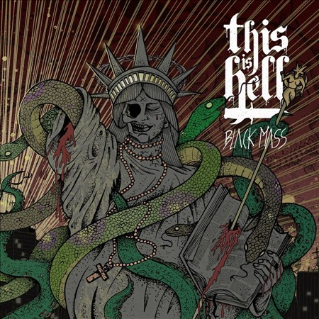 This Is Hell Black Mass Artwork
