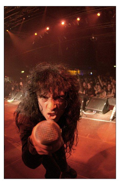 Anthrax Joey Belladonna