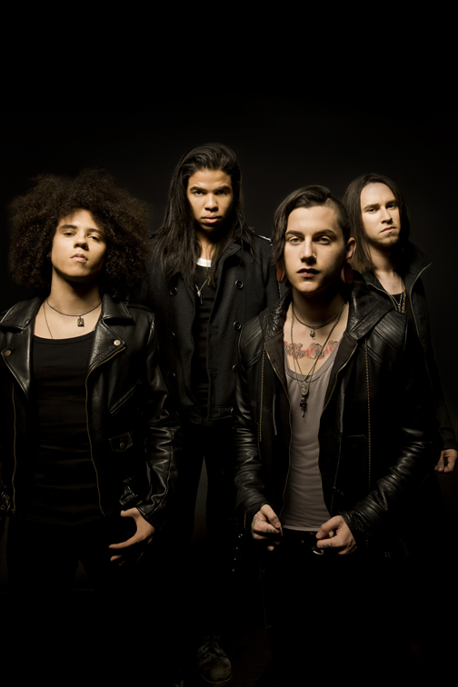 Black Tide Band Picture