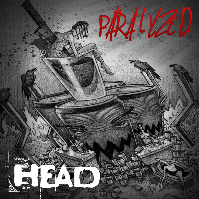 Head Paralyzed Artwork