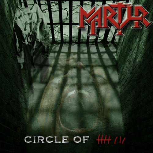 Martyr Circle Of Eight Artwork