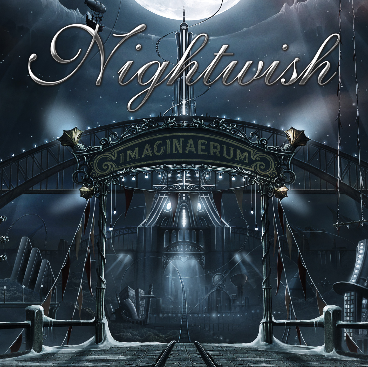 Nightwish Imaginaerum Artwork