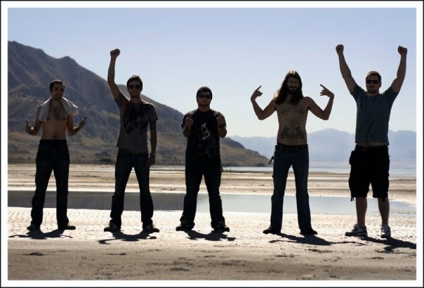 Between The Buried And Me Band Picture
