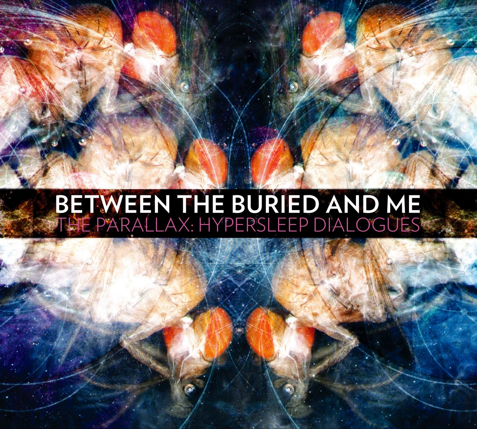 Between The Buried And Me The Parallax Hypersleep Dialogues Artwork