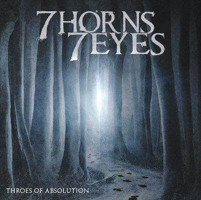 7 Horns 7 Eyes Throes Of Absolution Artwork