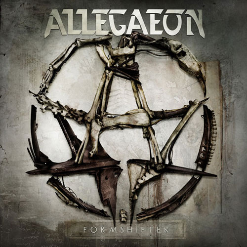 Allegaeon Formshifter Artwork