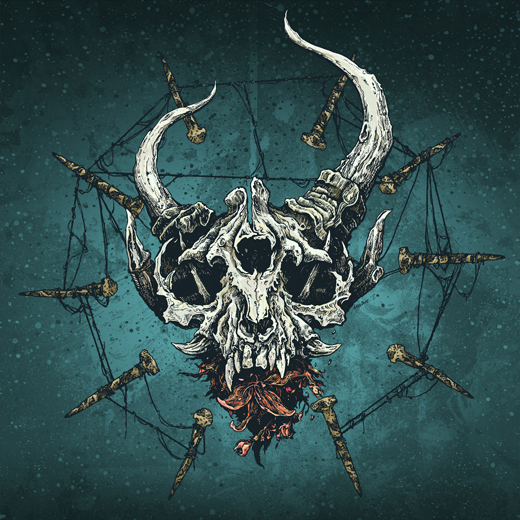 Demon Hunter True Defiance Deluxe Edition Artwork