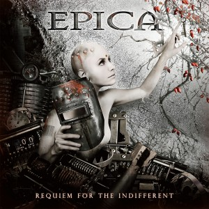 Epica Requiem For The Indifferent Artwork