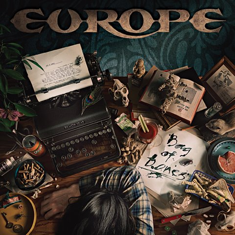 Europe Bag Of Bones Artwork