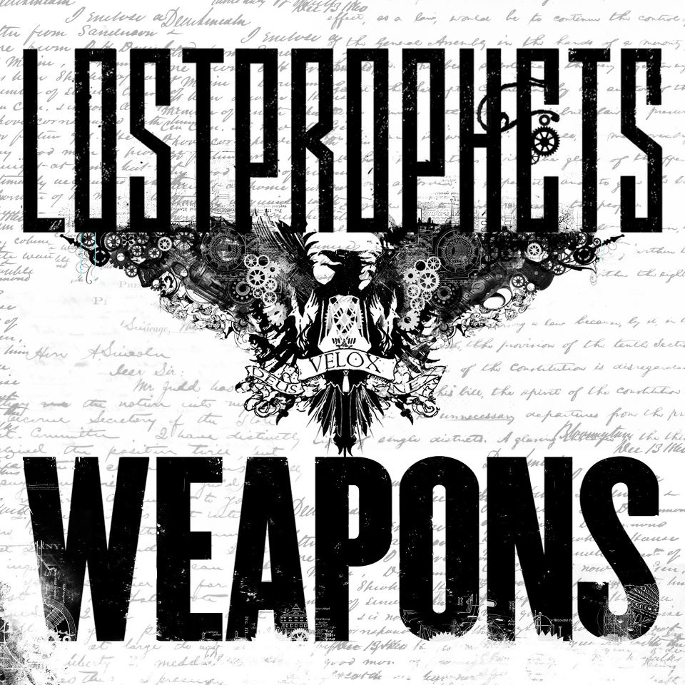Lostprophets Weapons Artwork