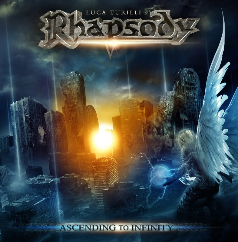Rhapsody Ascending To Infinity artwork