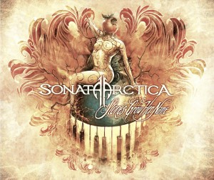 Sonata Arctica Stones Grow Her Name Artwork