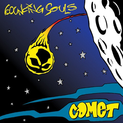 Bouncing Souls Comet Artwork