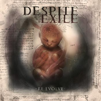 Despite Exile Re-Evole Artwork
