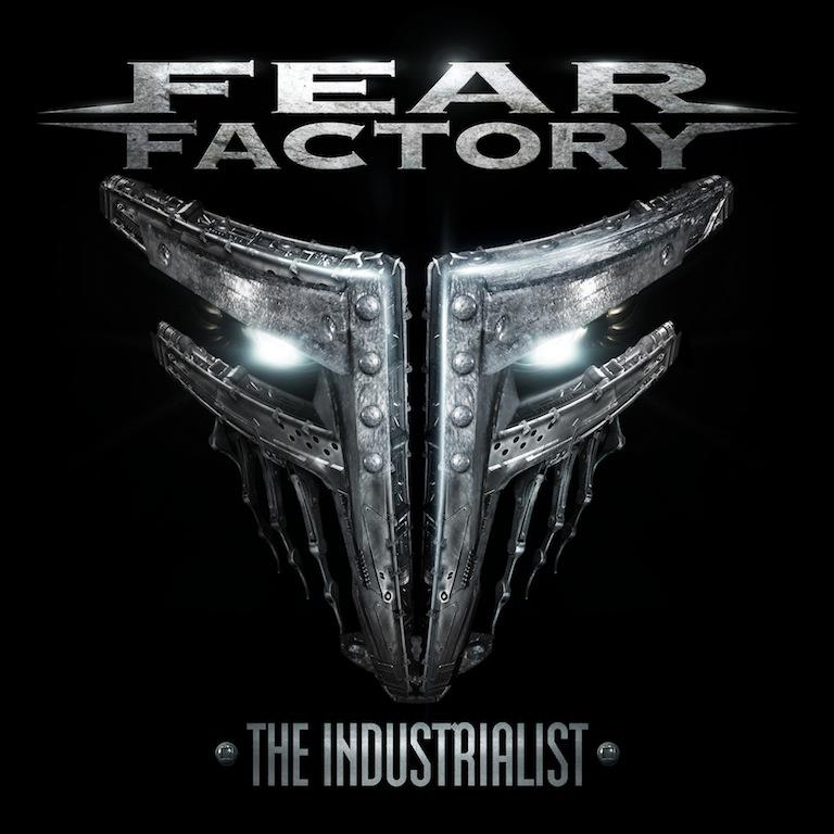 Fear Factory The Industrialist Artwork