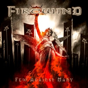 Firewind Few Against Many artwork