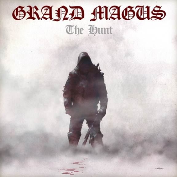 Grand Magus The Hunt Artwork