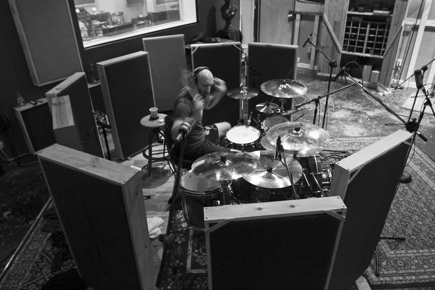 Killswitch Engage Studio Picture