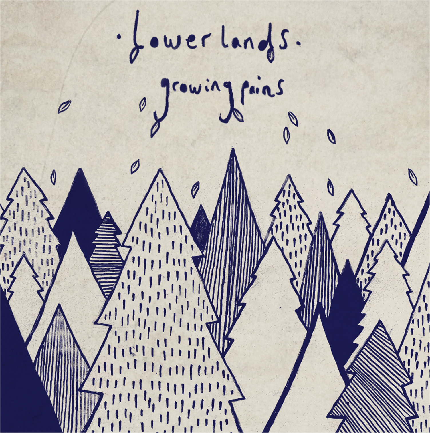 Lower Lands Growing Pains Artwork