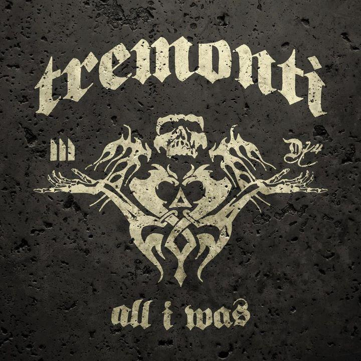 Mark Tremonti All I Was Artwork