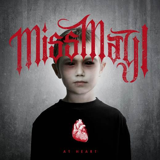 Miss May I At Heart Artwork