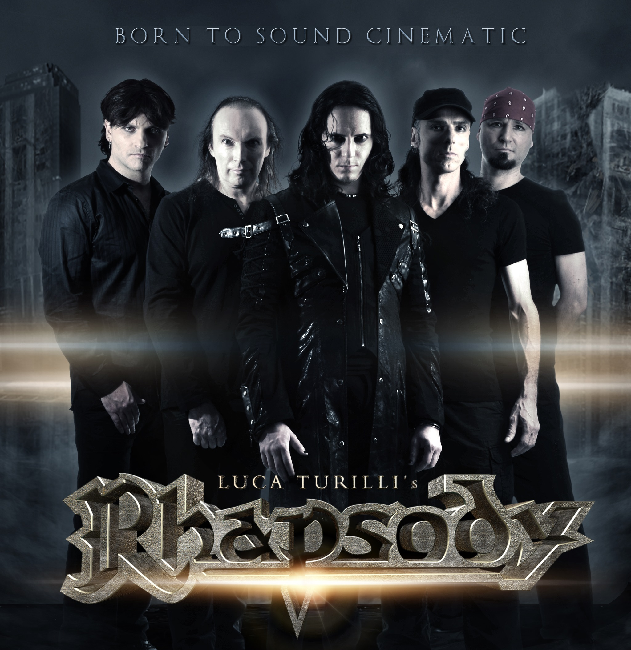 Rhapsody Reveal New Vocalist Alessandro Conti, Preview Of