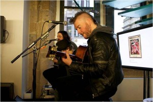 Seether Glasgow Acoustic Performance