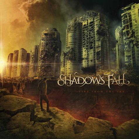 Shadows Fall Fire From The Sky Artwork