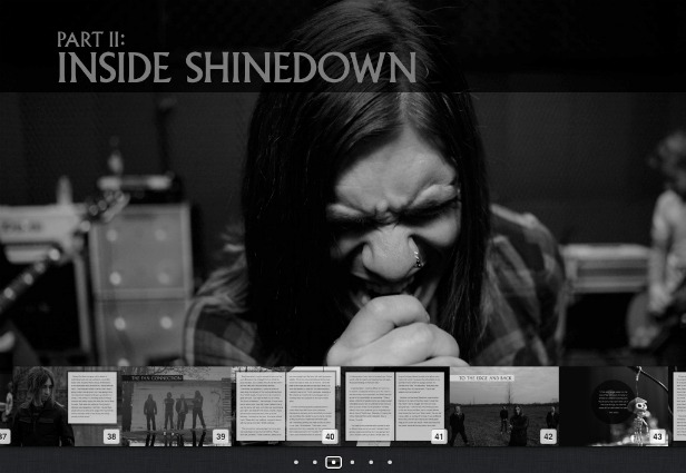 Shinedown eBook Image 1
