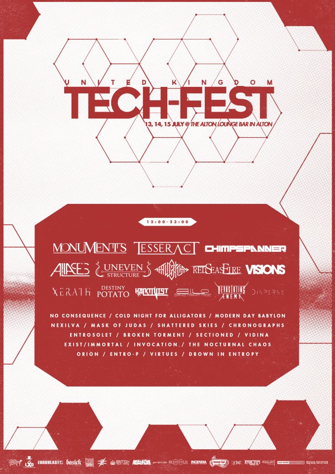 Tech-Fest 25th March Poster