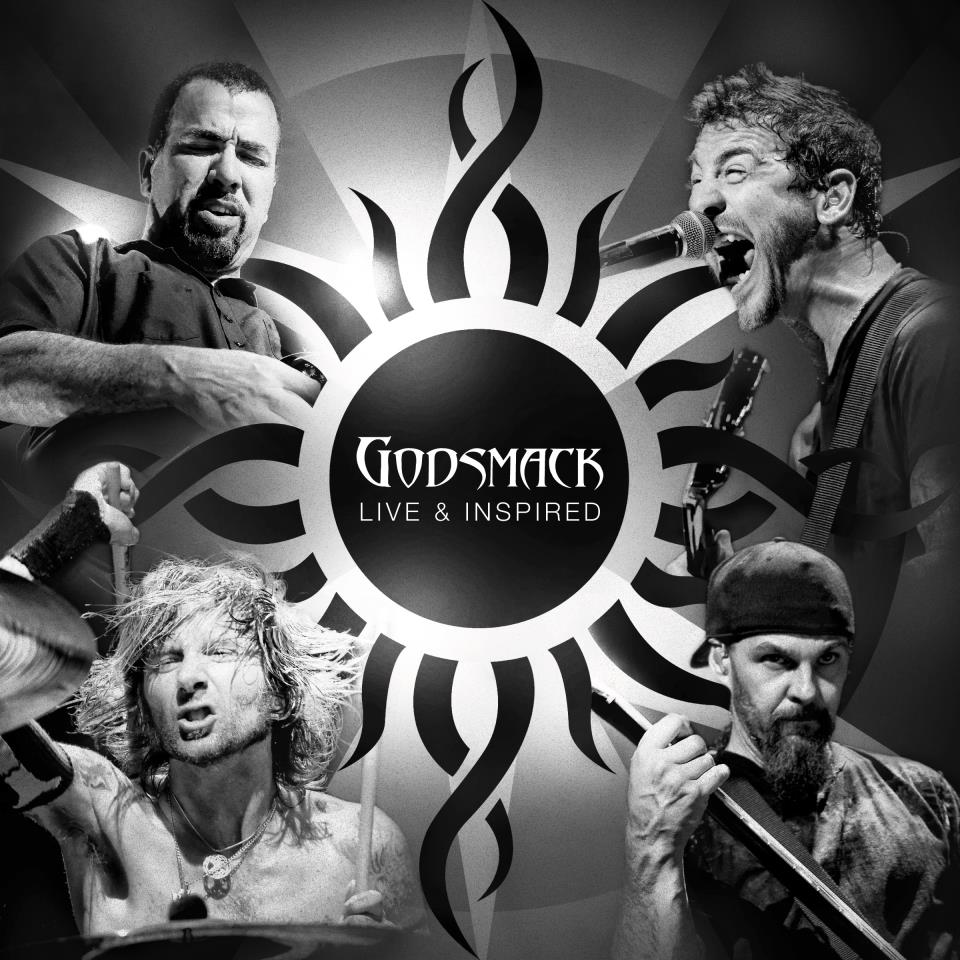 Godsmack Live and Inspired Artwork Large