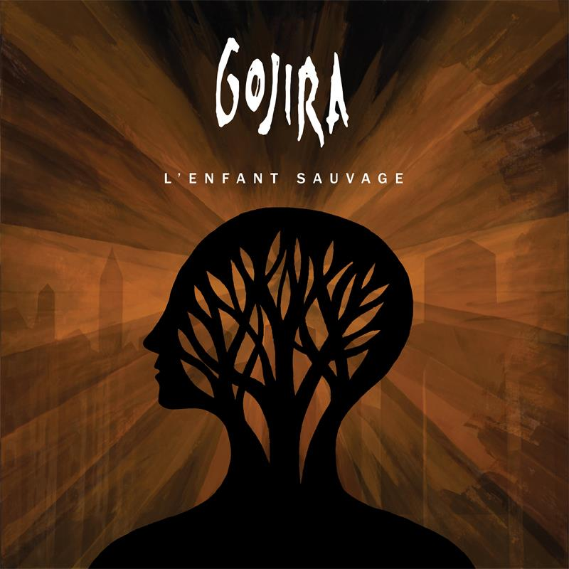 Gojira The Wild Child Artwork