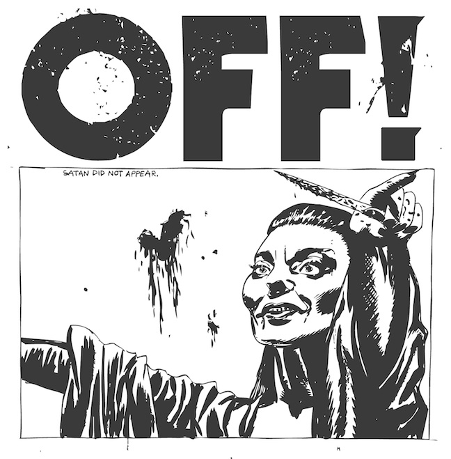 Off! Off! Artwork