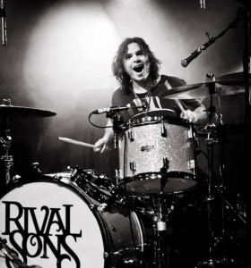 Rival Sons Michael Miley