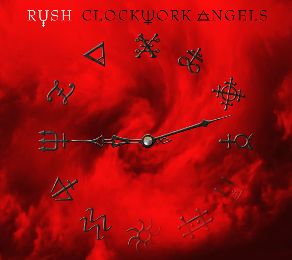 Rush Clockwork Angels Artwork