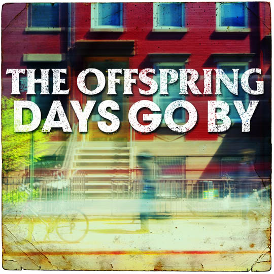 The Offspring Days Go By Single Artwork