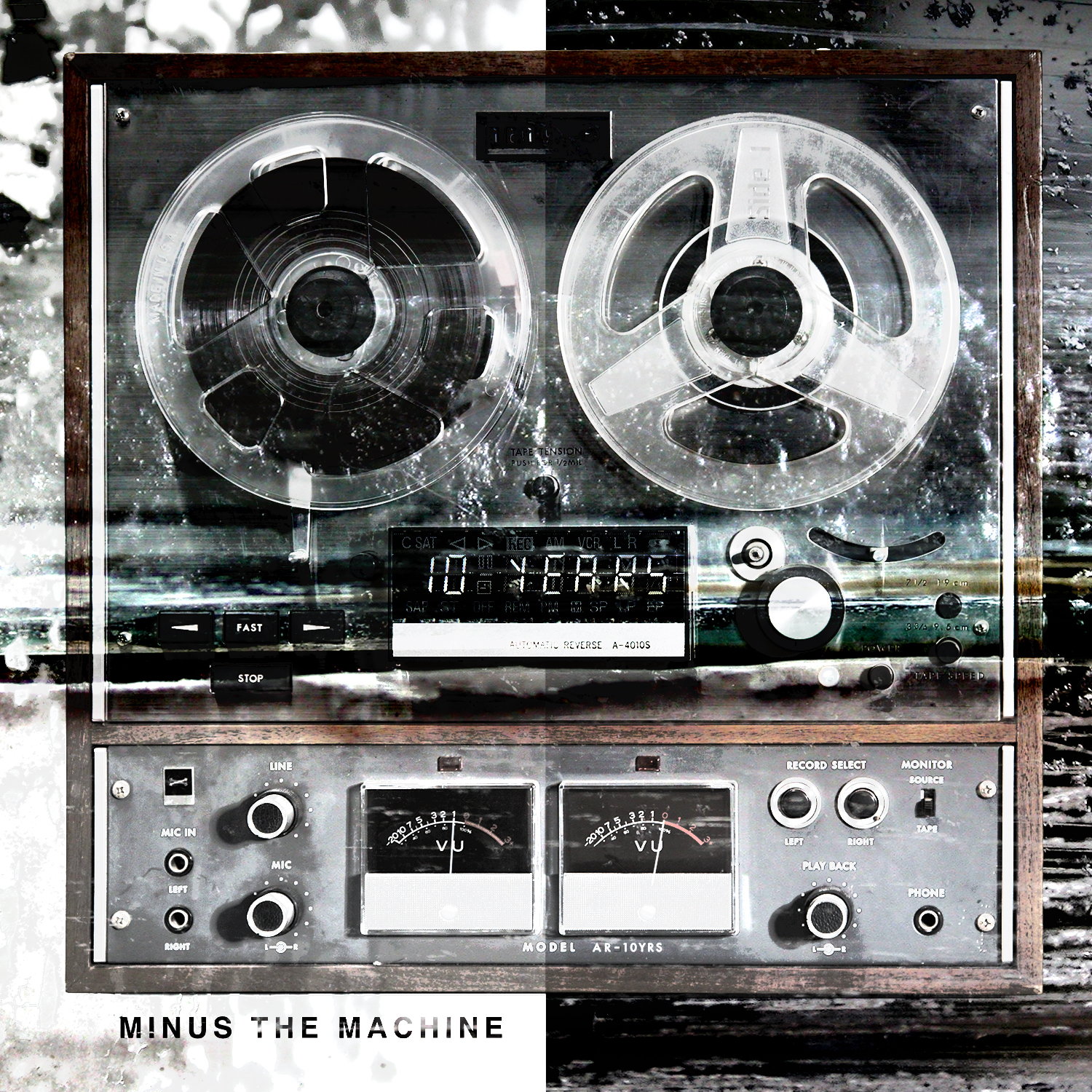10 Years Minus The Machine artwork